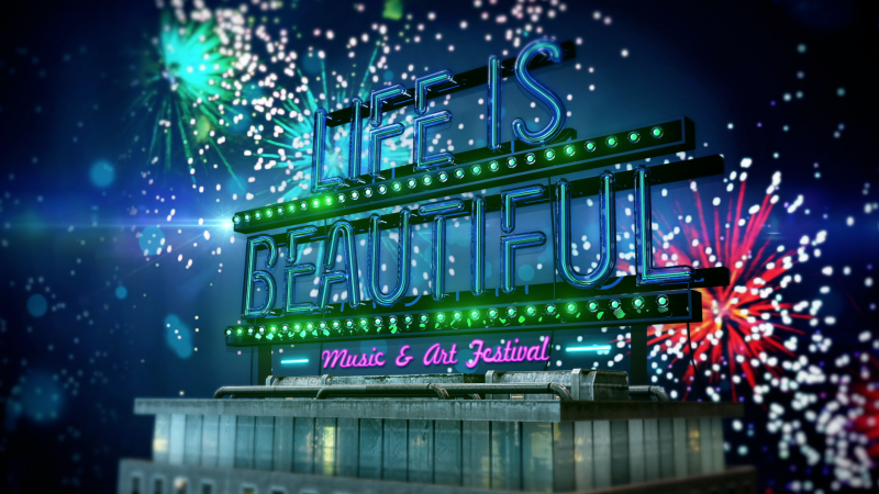 Life is Beautiful Festival 2015 Announcement Video