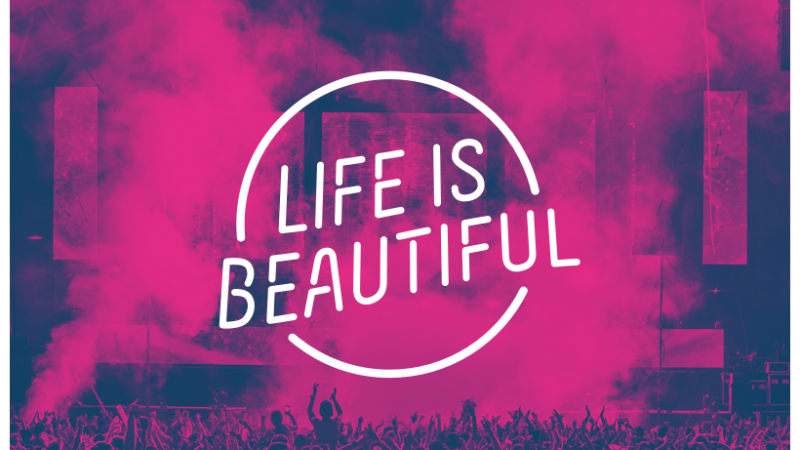 Life is Beautiful Festival 2018 Announcement Video