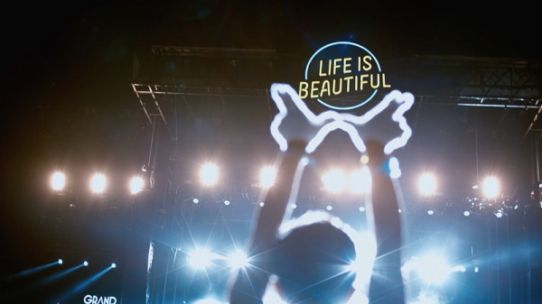 Life is Beautiful Festival 2015 Recap